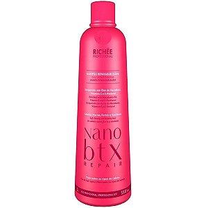 Shampoo Reparador Diário NanoBtx Richée Professional 1000ml