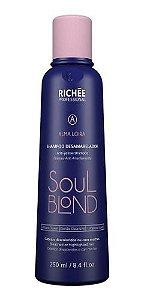 Shampoo Desamarelador Soul Blond Richée Professional 250ml
