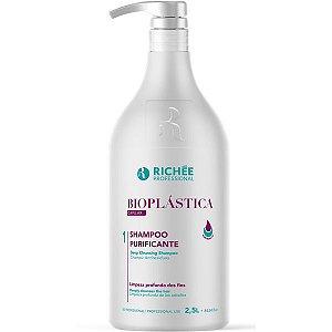 Shampoo Purificante Bioplástica Richée Professional 2,5L