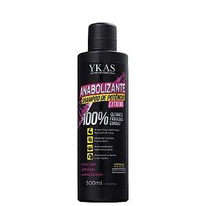 Shampoo Anabolizante Capilar de Potência Extrema 300ml