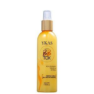 Realinhamento Capilar Liquid BBTox Ykas - Tratamento 250ml