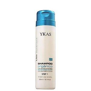 Shampoo Pré-Tratamento Liss Treatment Orgânico Ykas Passo 1 - 300ml