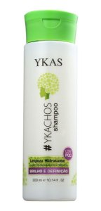 Shampoo Low Poo #Ykachos Ykas 300ml