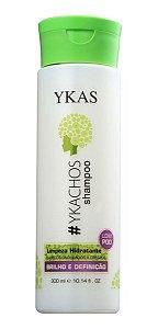 Shampoo Low Poo #Ykachos Ykas 300ml