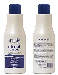 Álcool em Gel 70% Maria Escandalosa 500ml