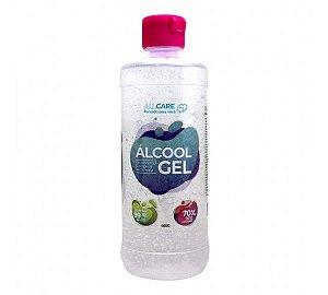 Álcool em Gel para as Mãos AllCare 460g