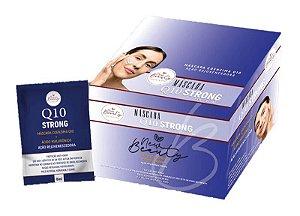 Creme Facial Q10 Rejuvenescedor Ácido Hialurônico Sachê 8ml - 50 Unidades
