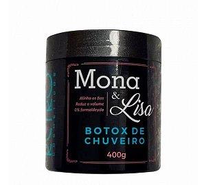 Botox de Chuveiro Retrô Cosméticos Mona & Lisa Retrô Cosméticos 400g