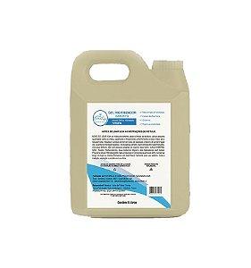 Álcool em gel Higienizador 70% Galão New Beauty 5L