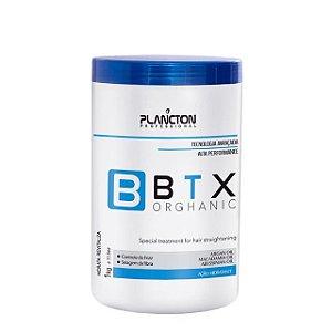 Redução De Volume Sem Formol Btx Orghanic Plancton Professional 1kg
