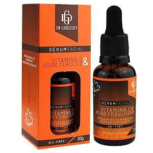 Sérum Facial Vitamina C & Ácido Ferulico 30ml Di Grezzo Cosméticos