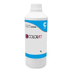 Tinta Sublimática Ciano Compatível Colorjet para Epson