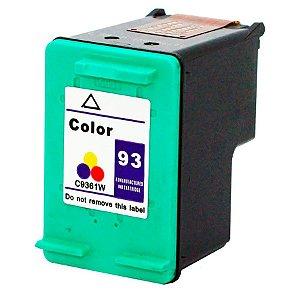 Cart. Tinta Compat. MyToner para HP HP 93 C9361WB Color