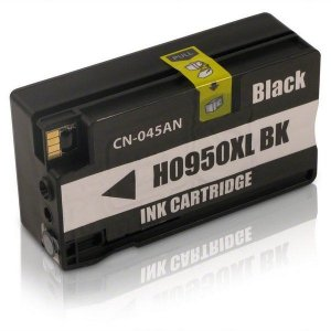 Cart. de Tinta Compat. MyToner para HP 950XL 950 CN045A Preto | Officejet 8100 Officejet 8600W