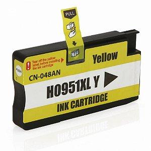 Cartucho de Tinta Compatível MyToner para HP 951XL 951 CN048A Amarelo | Pro 8100 Pro 8600W Pro 8610