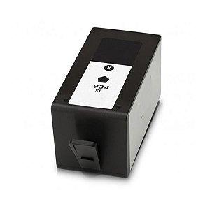 Cartucho de Tinta Compatível MyToner para HP HP 934XL Preto C2P23AL C2P23AN C2P23AB
