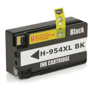 Cart. Tinta Compat. MyToner para HP HP 954XL L0S71AB BK