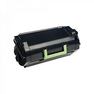 Toner Lexmark 624H 62DBH00   MX710 MX711 MX810 Compatível
