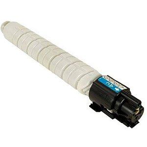 Toner Compatível MyToner para Ricoh MP C306 C307 C406 Cyan
