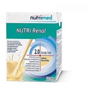 NUTRI RENAL 2.0 BAUNILHA TP 200ML