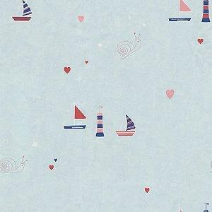 Papel de parede Boy (Infantil) - Cód. GB71603