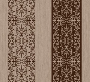 Papel de parede Eva (Veludo) - Cód. R804024
