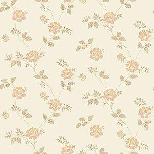 Papel de parede Flower Time (clássico) - Cód. FF202-02