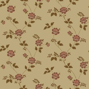 Papel de parede Flower Time (clássico) - Cód. FF202-08