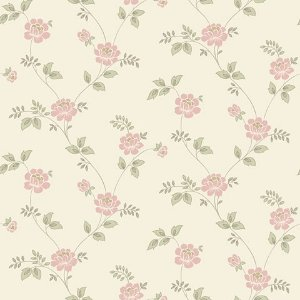 Papel de parede Flower Time (clássico) - Cód. FF202-09