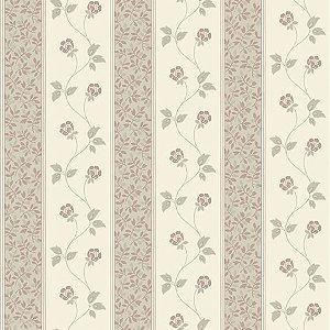 Papel de parede Flower Time (clássico) - Cód. FF202-14