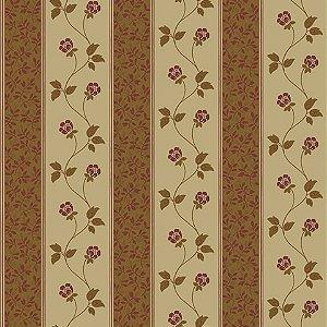 Papel de parede Flower Time (clássico) - Cód. FF202-19