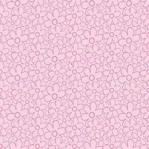 Papel de parede Girl (Infantil) - Cód. GB70704