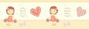 Papel de parede Girl (Infantil) - Cód. GB71102