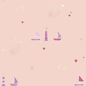 Papel de parede Girl (Infantil) - Cód. GB71602