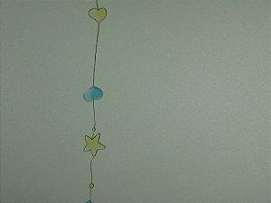 Papel de parede Happy Fantasy (Infantil) - Cód. 180305