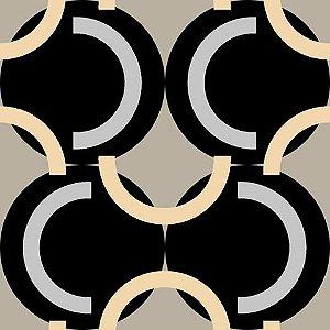 Papel de parede Hoops (Moderno) - Cód. HP7503