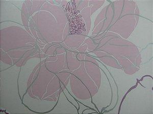 Papel de parede Lolita (Moderno) - Cód. B1 0103