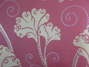 Papel de parede Lolita (Moderno) - Cód. B1 0607