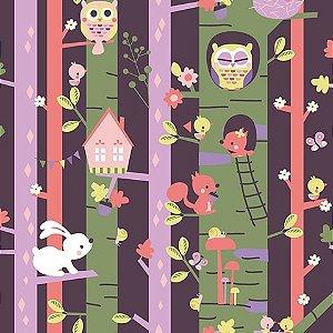 Papel de parede My Adventures (Infantil) - Cód. MA66117