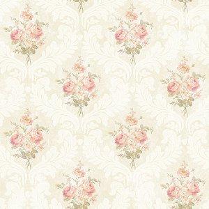 Papel de parede Romantic (clássico) - Cód. RO 010102