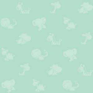 Papel de parede Safari Frieds (Infantil) - Cód. SF6222