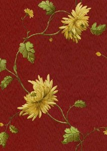 Papel de parede Serenissima (clássico) - Cód. 8138