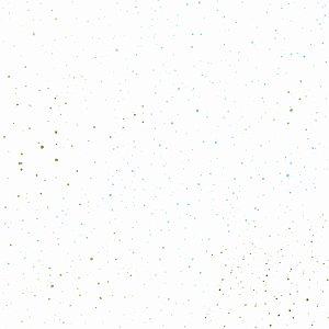 Papel de parede poá - Bobinex cód. 3620