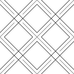 Papel de parede Line Art código MT779003