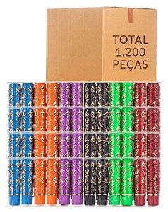 Batom 24 Horas – Color – Bella Femme BF10016 – Caixa Fechada com 100 Blisters