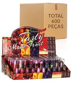 Batom Fruit – Bella Femme BF10025 – Caixa Fechada com 12 Displays