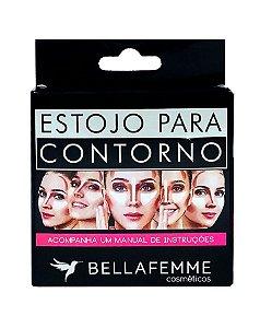 Estojo para Contorno – Bella Femme BF10042 – Caixa Fechada com 144 peças