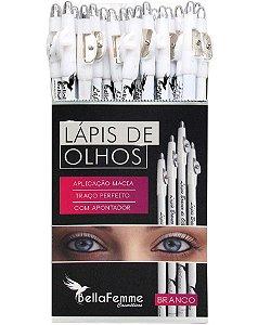 Box de Lápis Branco de Olhos – Display com 36 unidades
