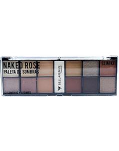 Paleta de Sombras Naked Rose – Display com 12 estojos