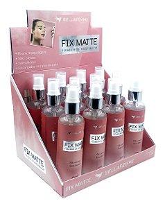 Fixador de Maquiagem - Fix Matte – Display com 12 unidades
